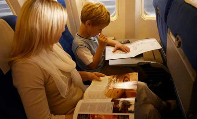 If you are traveling with one or more companions, Extra Baggage may come very handy to make your travel more comfortable