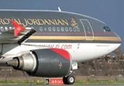 Royal Jordanian aircraft image